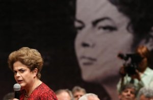 dilma rousseff 300x196 - Damares analisará pedido de pensão de Dilma por perseguição na ditadura