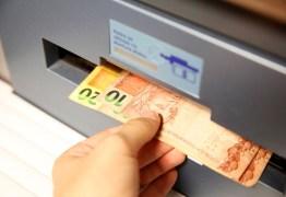 Caixas eletrônicos podem ficar sem dinheiro a partir de segunda-feira