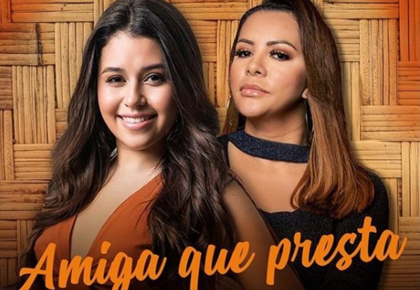 eduarda brasil29 5 18 - TALENTOS: Eduarda Brasil anuncia música de trabalho com Márcia Fellipe