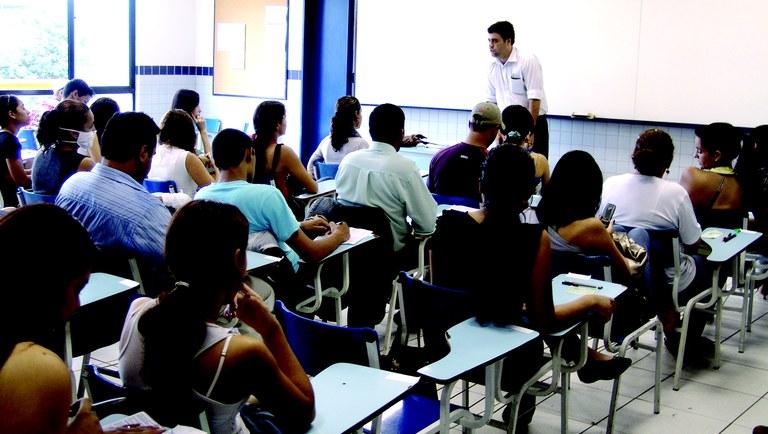 estudantes universitários - Mais de 70% dos universitários brasileiros não se sentem prontos para o futuro