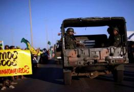 GREVE DOS CAMINHONEIROS: começam prisões de infiltrados
