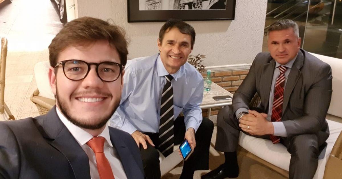 facebook 1 - Dirigente do PSL confirma: Romero e Luciano poderão apoiar Bolsonaro na Paraíba