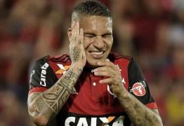Flamengo começa a pensar em substituto para Guerrero