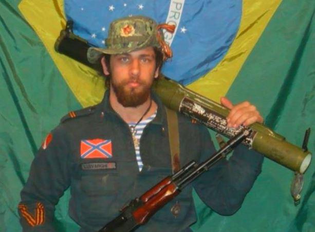 guerrilheiro - Conheça o guerrilheiro brasileiro capturado na Ucrânia