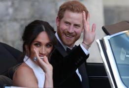 Meghan recebe anel que pertencia a princesa Diana