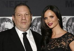 'FUI MUITO INGÊNUA': Georgina Chapman, esposa de Harvey Weinstein, diz que nunca suspeitou do marido