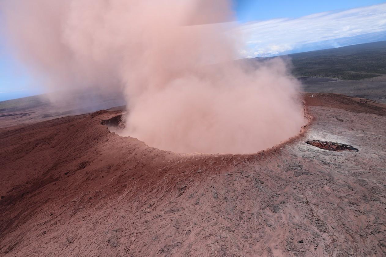 kilauea2 - Tremor de magnitude 6,9 atinge região de vulcão ativo no Havaí