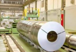 EUA decidem eximir Brasil de tarifas sobre aço e alumínio