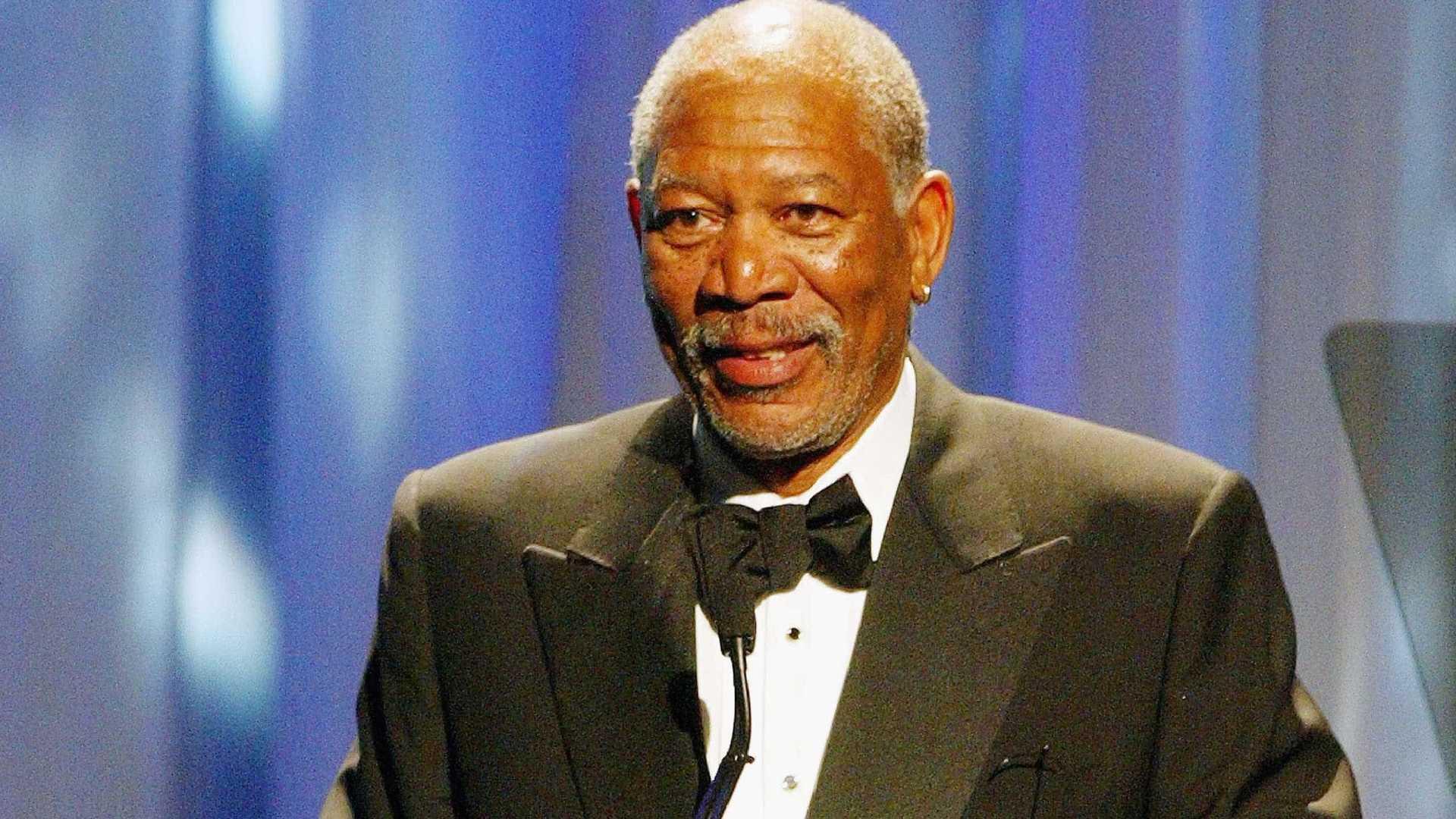 naom 574eb524c654b - 'Estou devastado', diz Morgan Freeman sobre acusações de assédio sexual