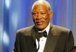 'Estou devastado', diz Morgan Freeman sobre acusações de assédio sexual