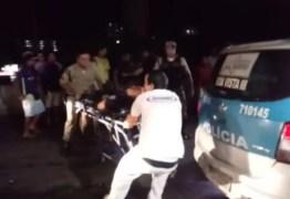 Encurralados, PMs morrem atropelados por metrô no Recife