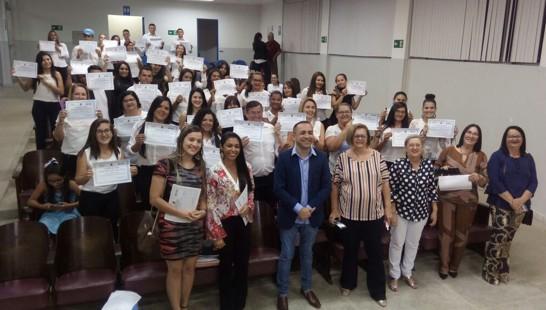 pronatec cuite - Governo entrega certificados de 1.600 estudantes do Pronatec na Paraíba