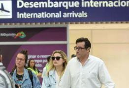 Sasha Meneghel volta ao Brasil para o velório da avó