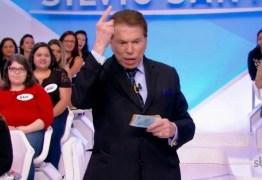 Silvio Santos critica a Rede Globo: 'Me imitam muito mal'