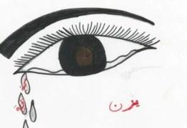 Em desenhos, crianças sírias expressam como sofrem os horrores da guerra