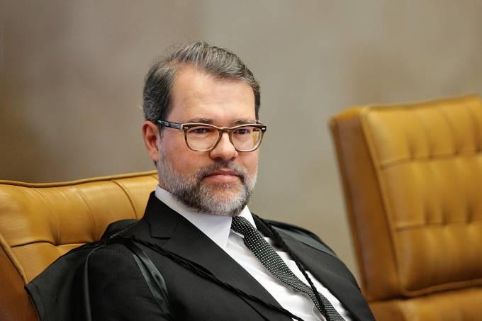 stf dias toffoli 2016 2520 - Toffoli rejeita pedido de Lula para tirar Moro de processo do sítio