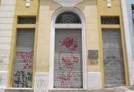 Promotoria cobra ações contra vandalismo em áreas públicas de JP