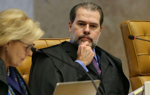 Toffoli: o Poder Judiciário Eleitoral nunca se intimidou com nada