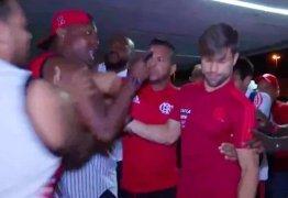 Flamengo faz BO após agressões da torcida em protesto e mobiliza o MP-RJ