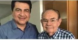 """Ivandro comenta visita de Manoel Júnior: """"Me disponho a receber amigos em casa, não candidatos"""""""