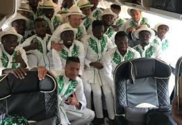 Visual da Nigéria para a Copa repercute na web