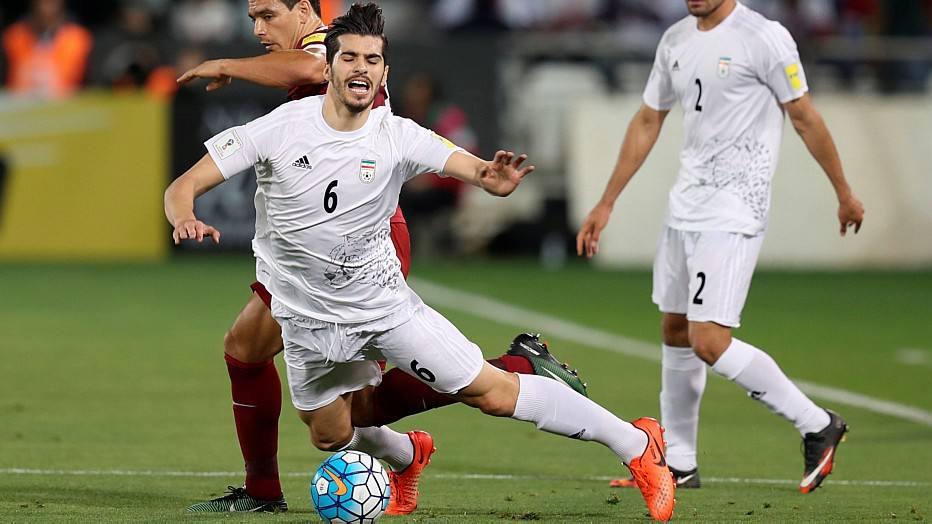 1528897169175 - Copa do Mundo nem começou e já tem jogador suspenso na primeira rodada