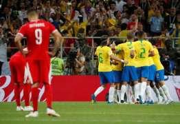 Brasil vence a Sérvia, se classifica e agora terá o México pela frente
