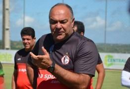 Campinense recebe o Brasiliense nesta segunda-feira no Amigão