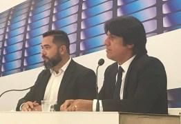 Luís Torres diz que o governo não teme os Sistemas Globo e Record nas eleições; VEJA VÍDEO!
