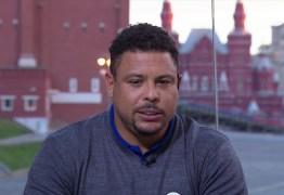 Ronaldo critica técnico do Egito na televisão: 'o pior que já tive'