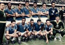Há exatos 60 anos, Brasil superava 'viralatismo' para vencer 1ª Copa com futebol arte