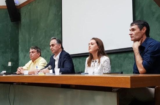 """""""A Paraíba precisa avançar com uma nova agenda de desenvolvimento"""", diz Lucélio em debate com empresários da construção civil"""