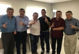 Maranhão se reúne com Dalton e Renato Gadelha, do PSC