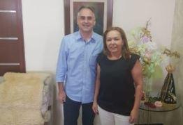 Eva Gouveia reforça apoio do PSD a Lucélio e confirmapré-candidatura à Câmara Federal