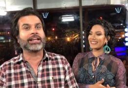 IMPRENSA PROIBIDA NO PARQUE DO POVO: Coordenador de Turismo, Celino Neto, decreta que só a TV Maior pode transmitir ao vivo
