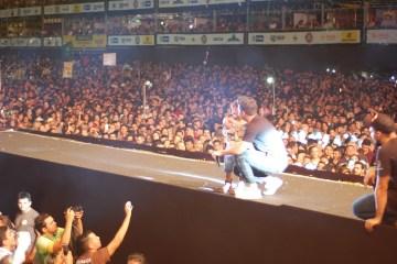 São João de Patos começa com shows marcantes e grande público no Terreiro do Forró