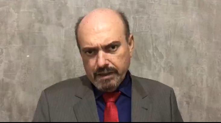 Deputado Jeová Campos critica decisão de Fachin de arquivar pedido de liberdade de Lula - Jeová Campos propõe visita técnica de deputados às obras da transposição