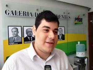 Diego amaranto 300x225 - 'USO INDEVIDO DO PARTIDO': MDB 'desliga' Dihêgo Amaranto após cargo na Prefeitura de João Pessoa; LEIA NOTA
