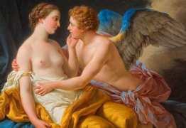 Conheça a incrível história de amor de Cupido e Psique