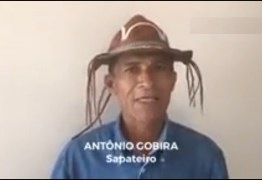 VEJA VÍDEO: Sapateiro e pré-candidato a deputado Gobira presta vestibular para Medicina