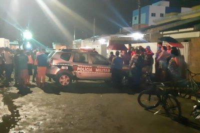 Homicidio Tibiri 16.06 - Câmeras registram momento em que adolescente é assassinado em Santa Rita