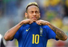 Tweet de Neymar sobre o próprio choro é o mais curtido pelos brasileiros