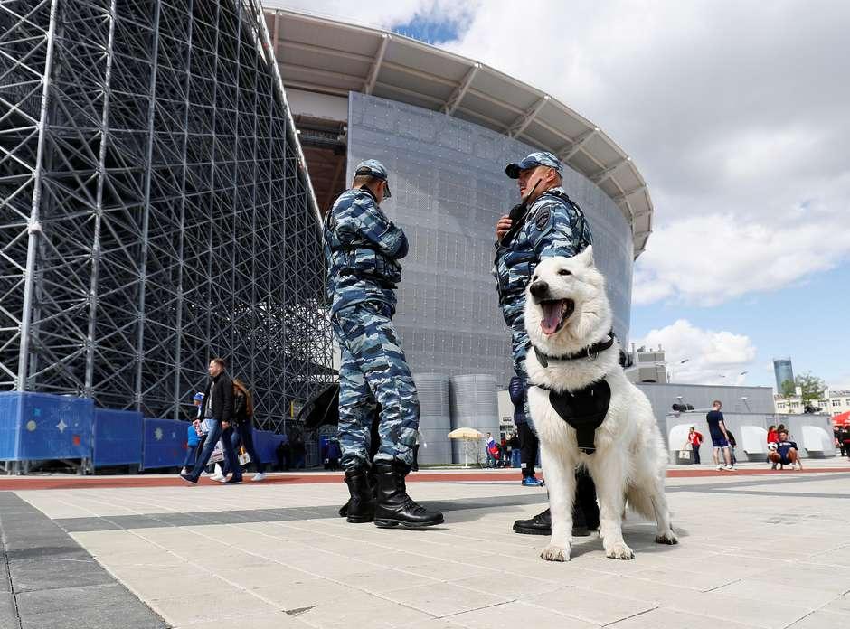 RUSSOS - Estado Islâmico ameaça cometer atentado na Copa da Rússia
