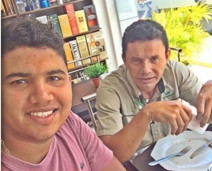Screenshot 20180601 204517 e1527897553820 - DURANTE MISSA DE 7º DIA: filho de gerente de posto de gasolina é preso acusado de planejar morte do pai; VEJA VÍDEO