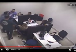 Diretor agride com socos professor de colégio particular -VEJA VÍDEO