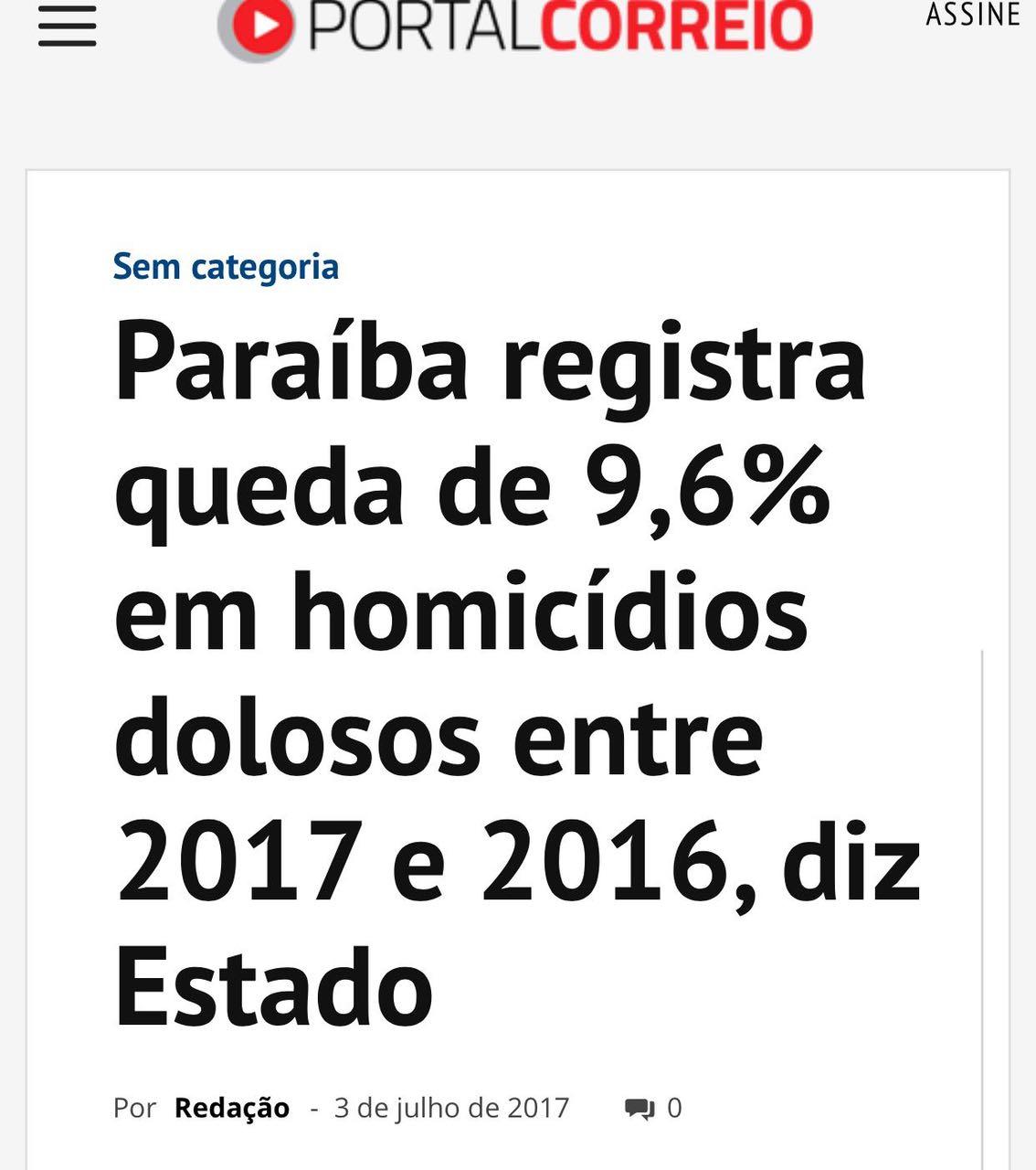 WhatsApp Image 2018 06 07 at 10.07.48 2 - ROBERTO JÁ ESCOLHEU UM LADO: Sistema Correio abre as 'baterias' contra o Governo Ricardo Coutinho
