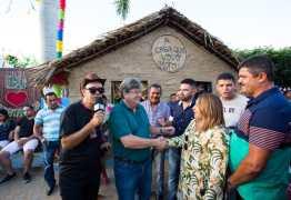 Em Borborema, João Azevêdo une situação e oposição em torno de sua pré-candidatura