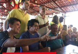 'VAMOS JUNTOS': Zé Maranhão e Manoel Júnior comemoram em redes sociais