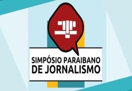 Inscrições para Simpósio Paraibano de Jornalismo superam as expectativas e serão encerradas antecipadamente