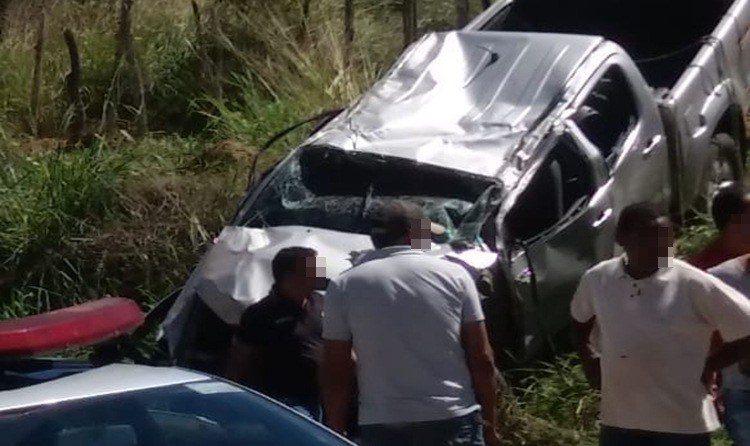 acidente princesa isabel 3 e1529187046437 - TRAGÉDIA: acidente entre carro e ambulância deixa dois mortos no Sertão da Paraíba